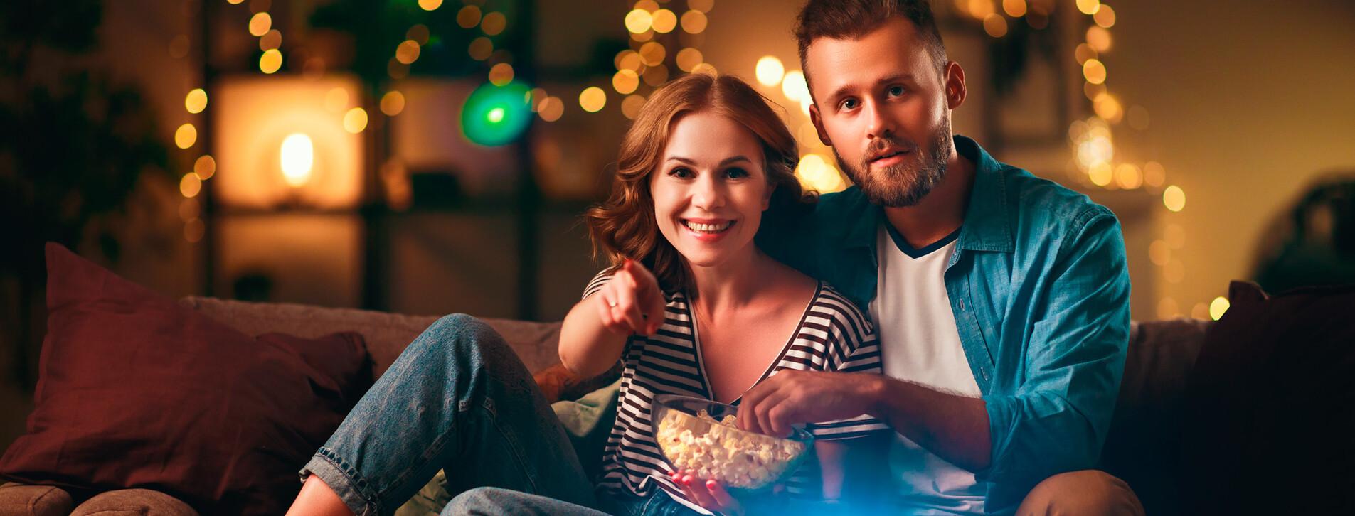 Fotoğraf 1 - İki Kişi için Romantik Sinema Keyfi