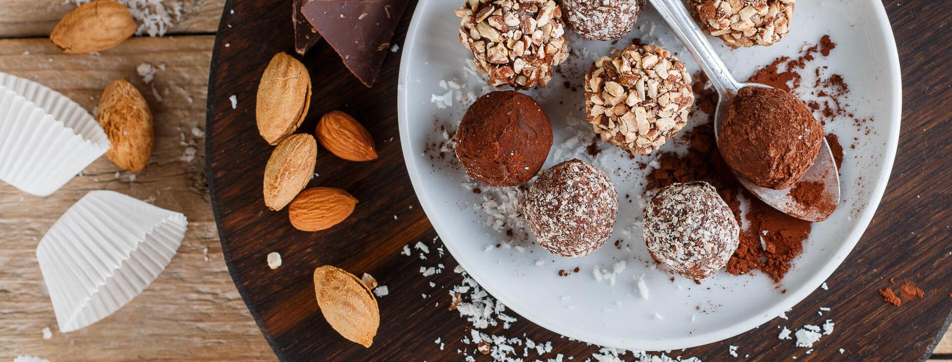Fotoğraf 1 - İki Kişi için Çikolata Yapım Dersi