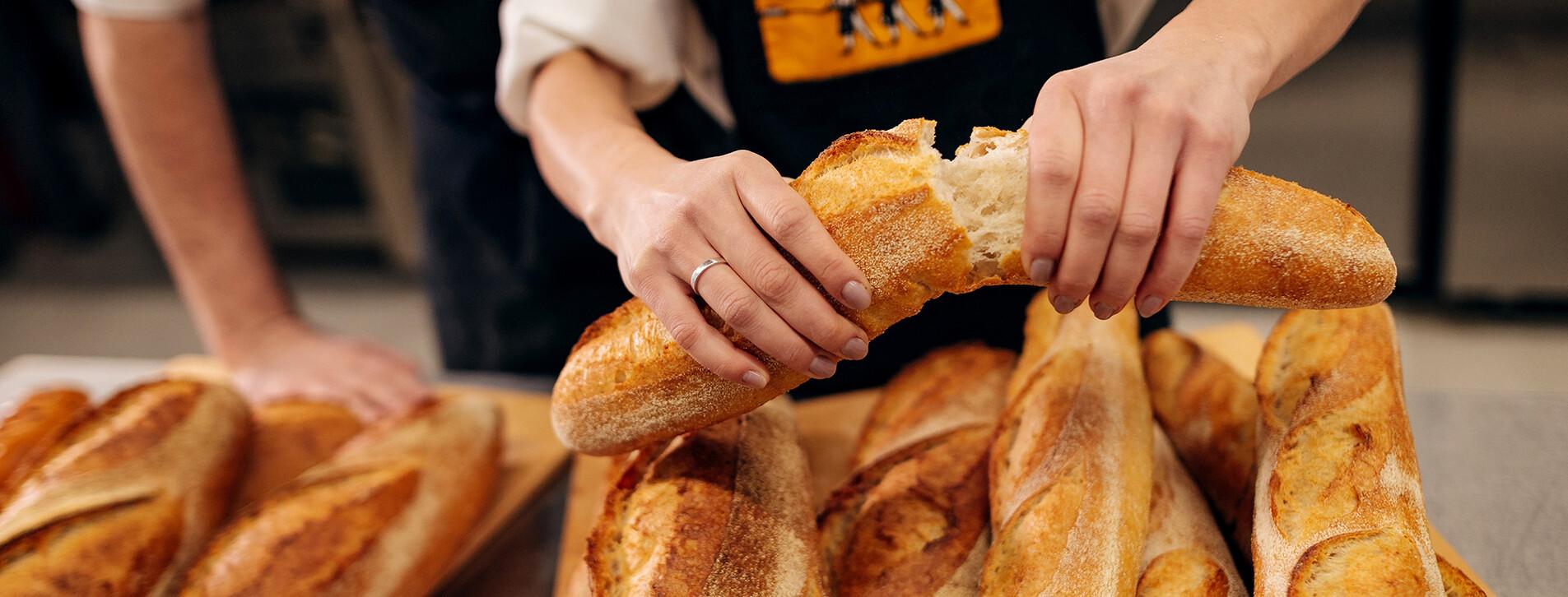 Fotoğraf 1 - Ekmek Yapım Dersi