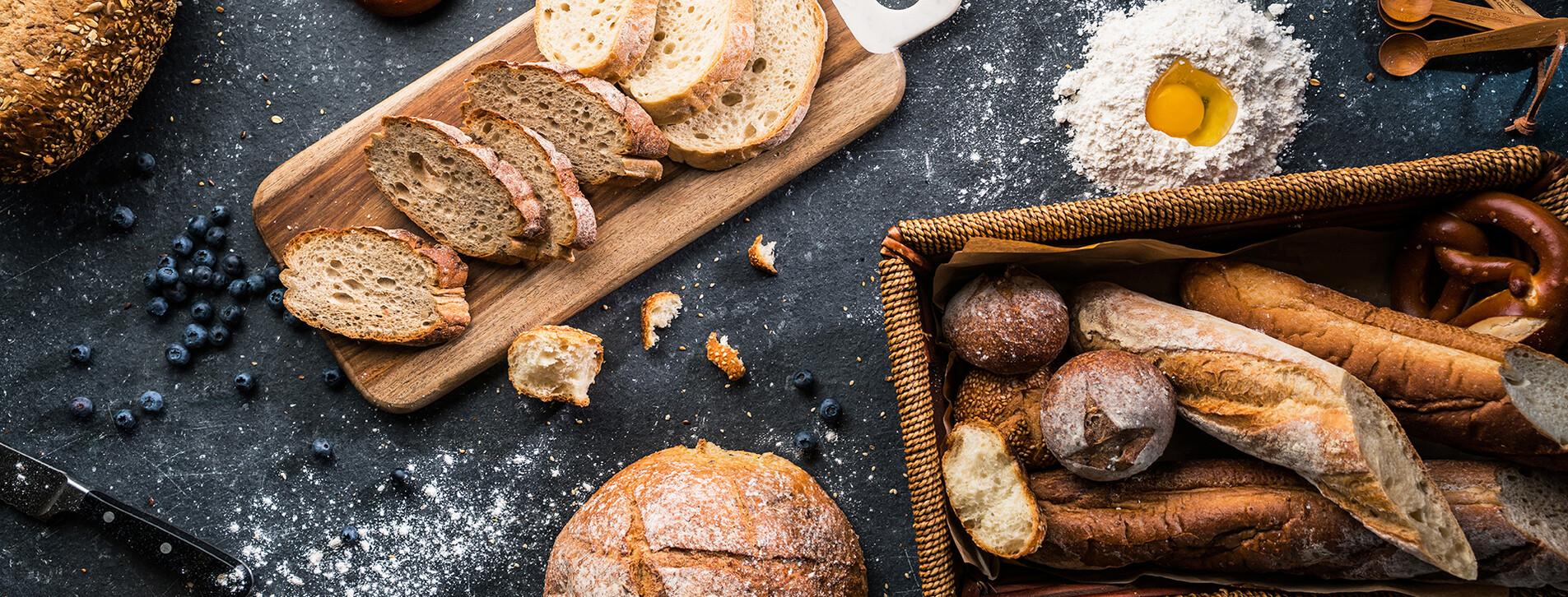 Fotoğraf - İki Kişi için Ekmek Yapım Dersi