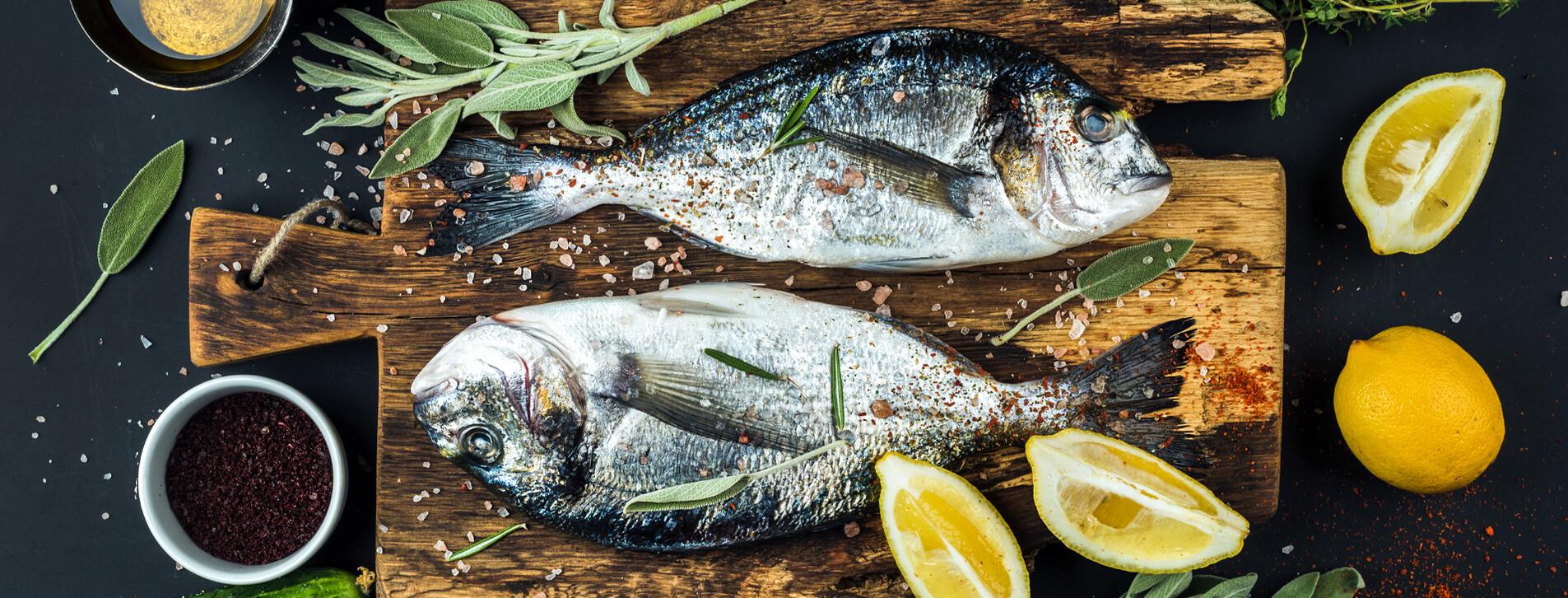 Fotoğraf - Balık Yemekleri Yapım Dersi