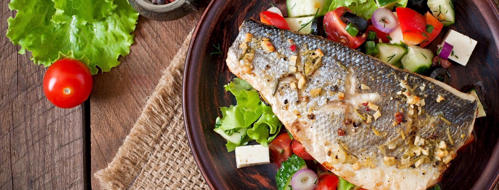 Fotoğraf - İki Kişi için Balık Yemekleri Yapım Dersi