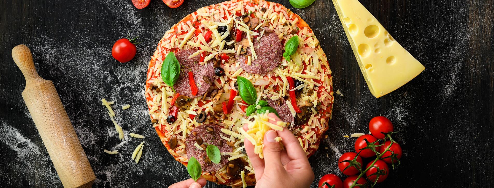 Fotoğraf - Pizza Yapım Dersi