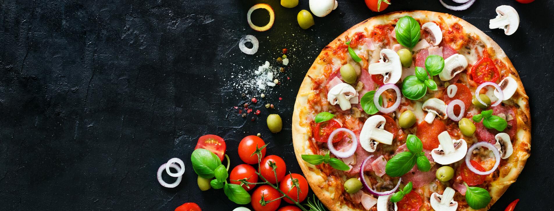 Fotoğraf - İki Kişi için Pizza Yapım Dersi