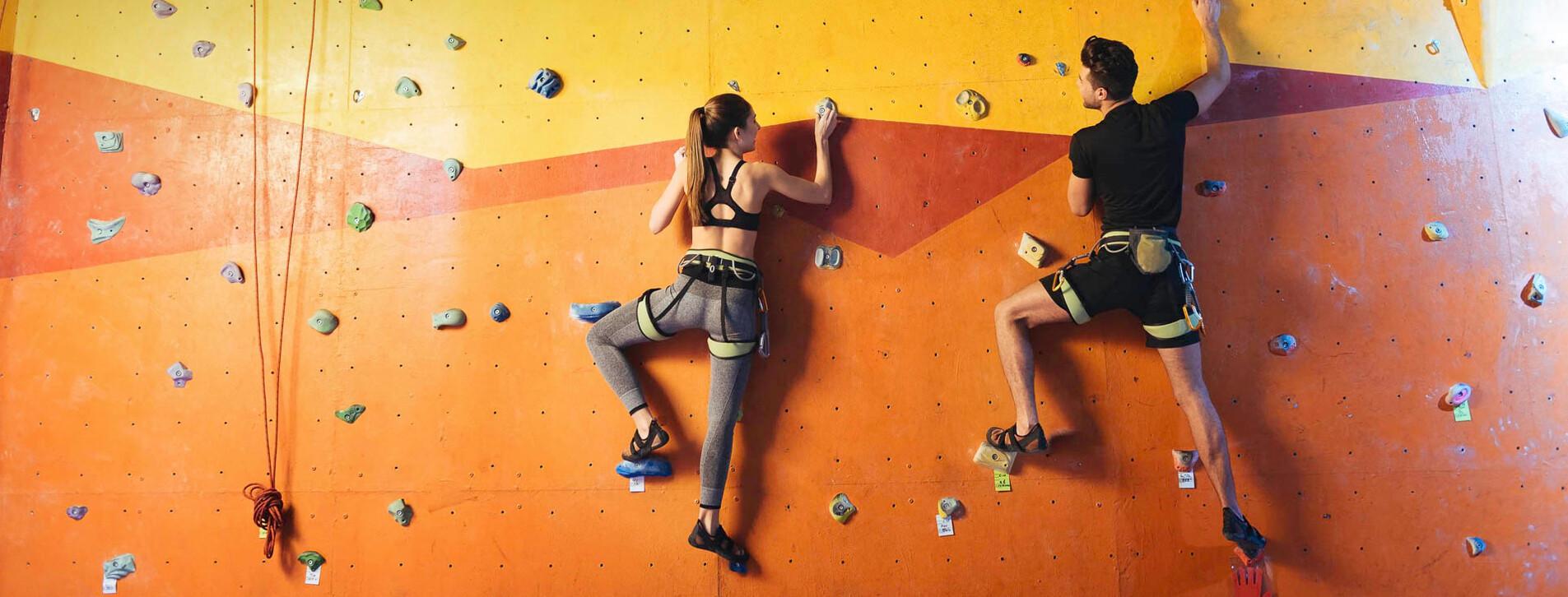 Fotoğraf - İki Kişi için Tırmanış Eğitimi