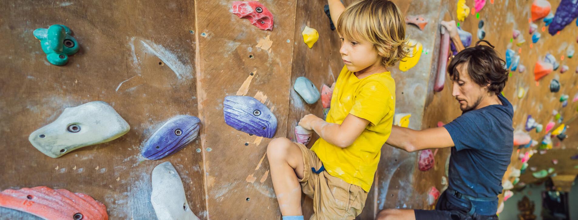 Fotoğraf - Aile için Tırmanış Eğitimi