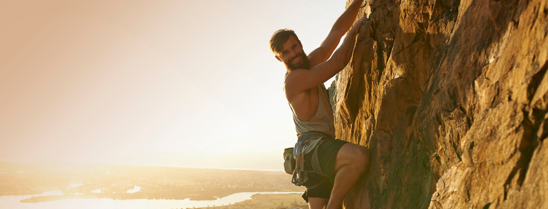 Fotoğraf - Kaya Tırmanış Eğitimi
