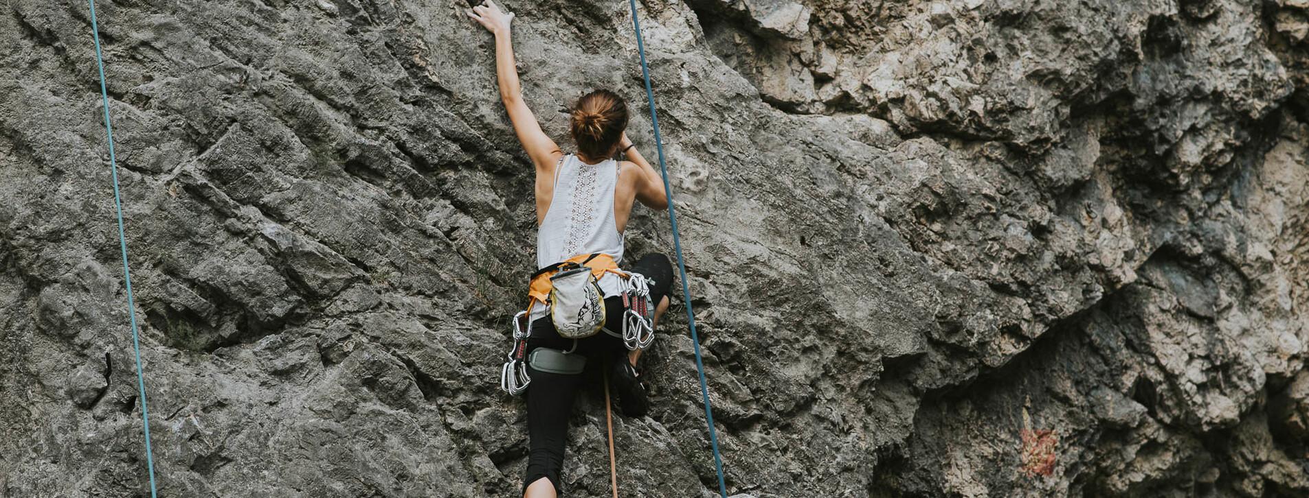 Fotoğraf - İki Kişi için Kaya Tırmanış Eğitimi