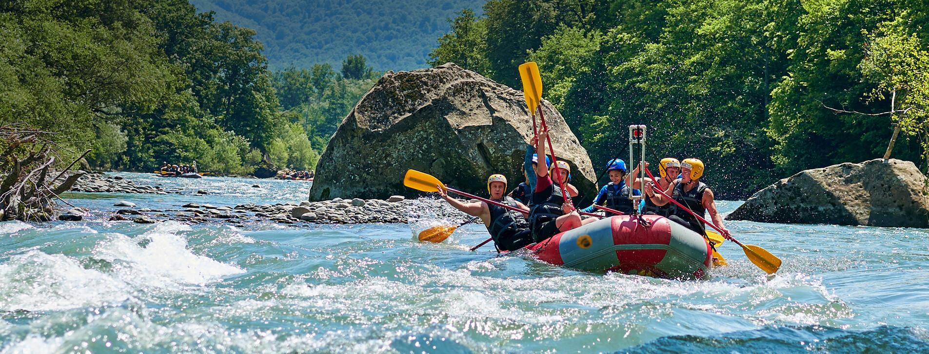 Fotoğraf 1 - İki Kişi için Rafting