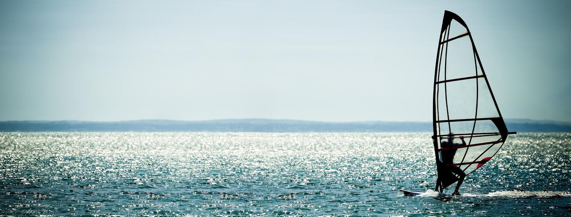 Fotoğraf 1 - Rüzgar Sörfü Deneme Dersi