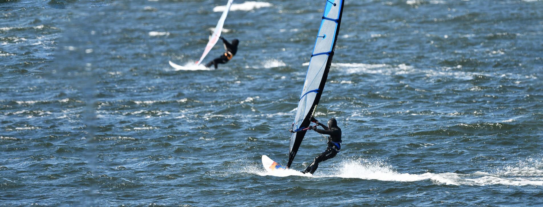 Fotoğraf 1 - İki Kişi için Rüzgar Sörfü Deneme Dersi