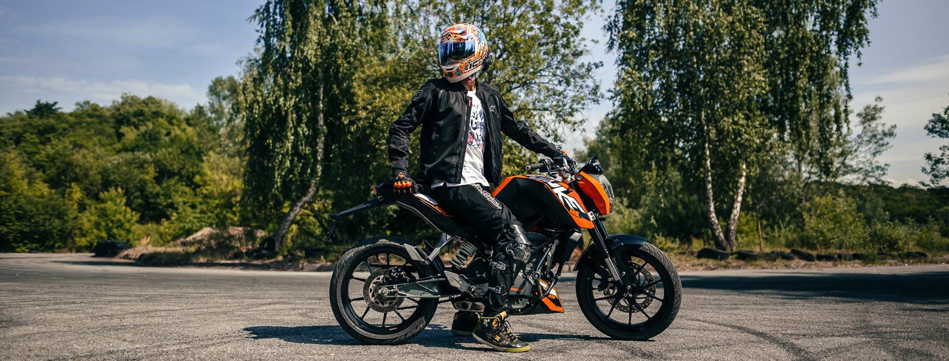 Fotoğraf - Motosiklet Sürüş Eğitimi