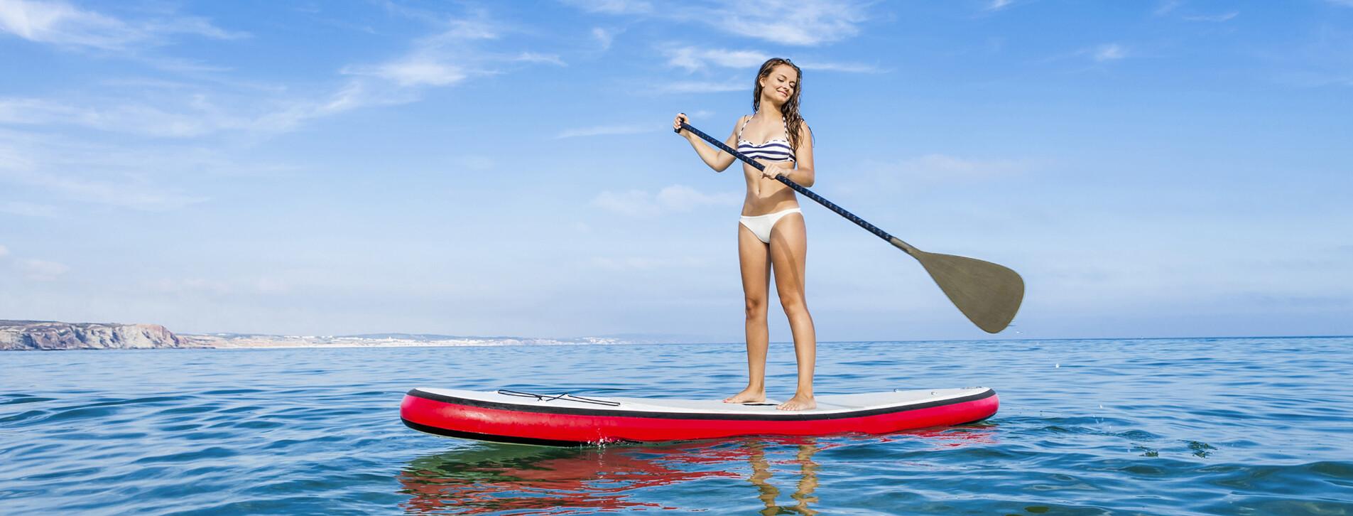 Fotoğraf 1 - Stand Up Paddle Kiralama
