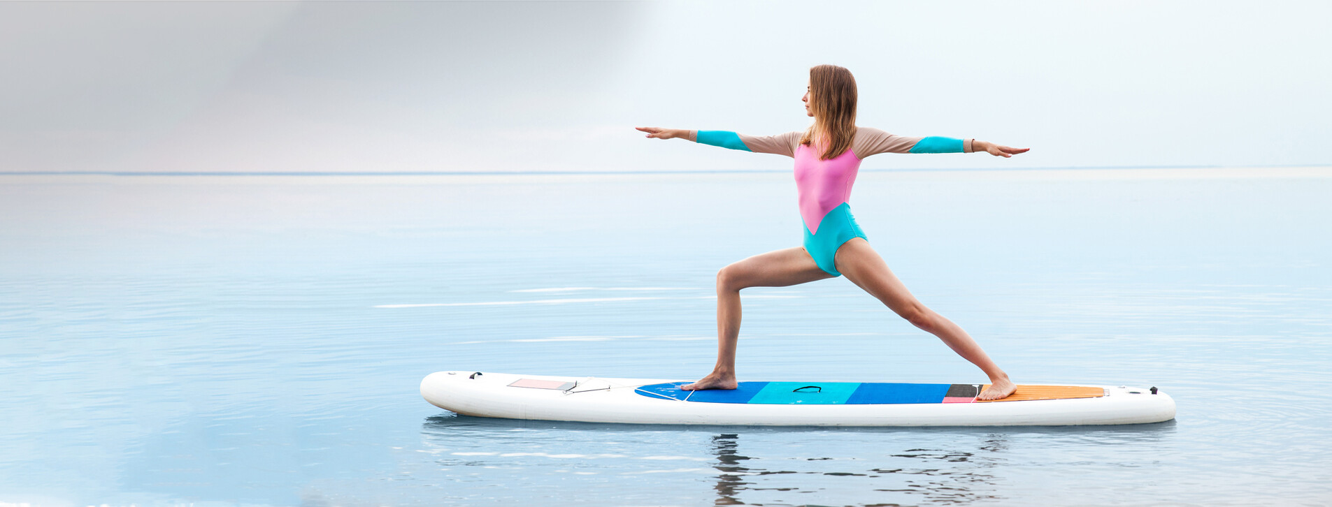 Fotoğraf 1 - SUP Yoga