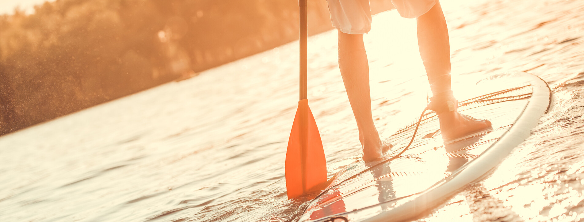 Fotoğraf 1 - Arkadaş Grubu için Stand Up Paddle Turu