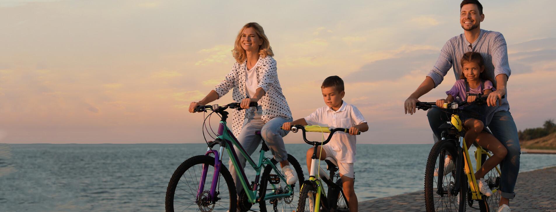 Fotoğraf 1 - Aile için Deniz Kıyısında Bisiklet Turu
