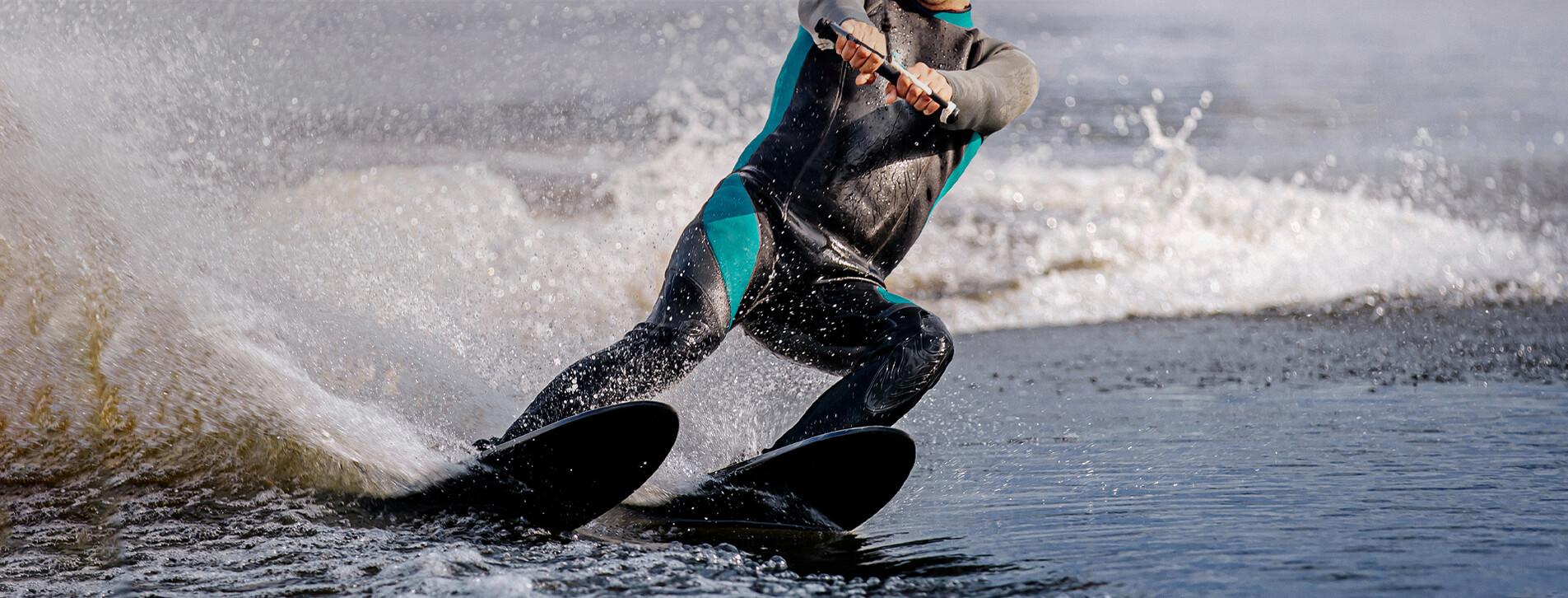 Fotoğraf 1 - İki Kişi için Kablolu Waterski Deneyimi
