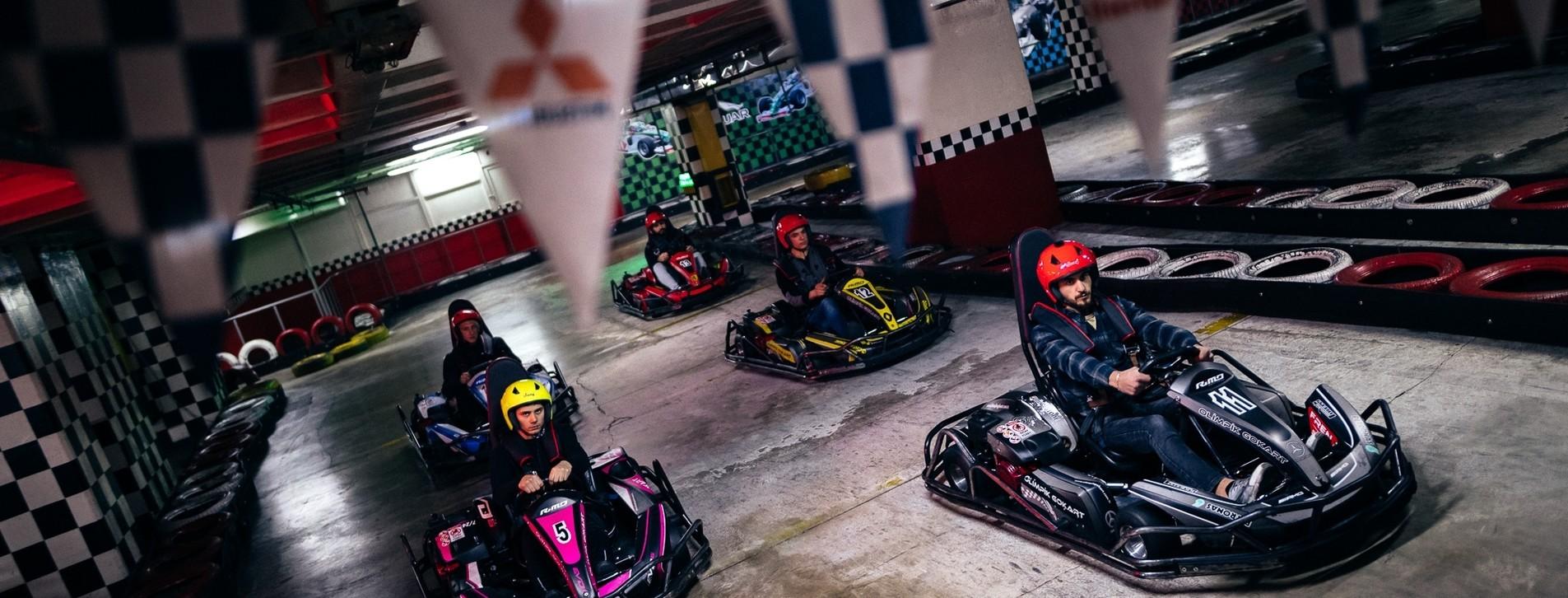 Fotoğraf 1 - Arkadaş Grubu için Karting